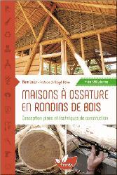 Souvent acheté avec Les fondations. livre pratique, le Maisons a ossature en rondins de bois