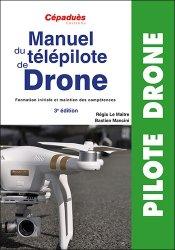 Nouvelle édition Manuel du télépilote de drone