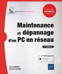 Dernières parutions dans Ressources informatiques, Maintenance et dépannage d'un PC en réseau