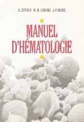 Souvent acheté avec Précis d'hématologie et d'oncologie, le Manuel d'hématologie