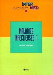 Souvent acheté avec Diabète et maladies métaboliques, le Maladies infectieuses Tome 1