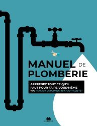 Dernières parutions sur Chauffage - Ventilation - Cheminée, Manuel de plomberie