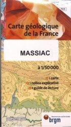 Dernières parutions sur Cartes du BRGM, Massiac