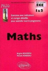 Dernières parutions dans Phare, Maths ECE 1 et 2