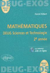 Dernières parutions sur Maths pour les SVT, Mathématiques DEUG Sciences et Technologie 2ème année