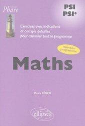 Dernières parutions dans Phare, Maths PSI - PSI*