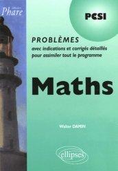 Dernières parutions dans Phare, Maths PCSI