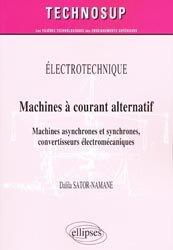 Souvent acheté avec Analyse des circuits électriques, le Machines à courant alternatif