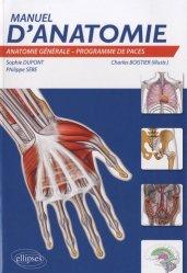Souvent acheté avec Physique et biophysique UE3 Tome 1, le Manuel d'anatomie UE5