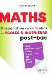 Souvent acheté avec La physique aux concours, le Maths préparation aux concours des écoles d'ingénieur post-Bac