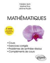 Souvent acheté avec Mathématiques tout-en-un MPSI, le Mathématiques