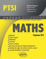 Souvent acheté avec Mathématiques pour les sciences de l'ingénieur, le Maths PTSI