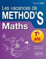 Dernières parutions dans Méthodix, Maths - De Terminale S à ECS