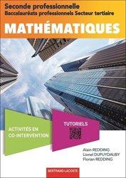 Dernières parutions sur Mathématiques, Mathématiques 2de Bac Pro secteur tertiaire