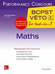 Nouvelle édition Maths BCPST-Véto 2e année