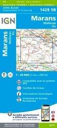 Dernières parutions sur Pays de Loire, Marans, Maillezais, Vix. 1/25 000