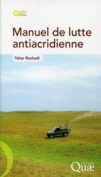 Dernières parutions dans Guide pratique, Manuel de lutte antiacridienne