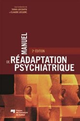 Dernières parutions sur Classifications - Echelles d'évaluation, Manuel de réadaptation psychiatrique