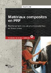 Dernières parutions sur Matériaux synthétiques et composites, Matériaux composites en PRF