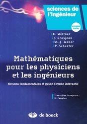 Dernières parutions dans Sciences de l'ingénieur, Mathématiques pour les physiciens et les ingénieurs