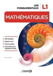 Dernières parutions dans LMD, Mathématiques, les fondamentaux en Licence 1