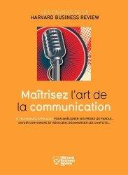 Dernières parutions sur Communication interpersonnelle, Maîtrisez l'art de la communication