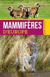 Souvent acheté avec Mammifères, le Mammifères d'Europe