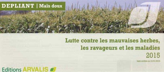 Souvent acheté avec Céréales - Protection des cultures 2014, le Maïs doux