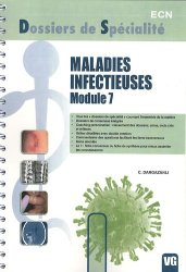 Souvent acheté avec Conférences de consensus et recommandations 2009 - 2010, le Maladies infectieuses Module 7