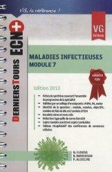 Souvent acheté avec E.PILLY - Maladies infectieuses et tropicales 2014, le Maladies Infectieuses Module 7