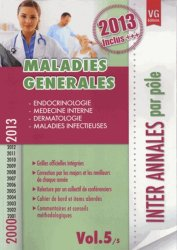 Souvent acheté avec Abdomino-pelvien et pédiatrique 2000 / 2013 Vol.1 / 5, le Maladies générales 2000 / 2013 Vol.5 / 5