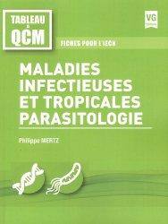 Dernières parutions dans Tableau à QCM, Maladies infectueuses et tropicales parasitologie