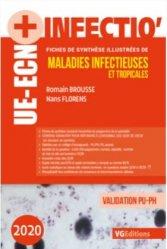 Dernières parutions sur ECN iECN DFASM DCEM, Maladies infectieuses et tropicales