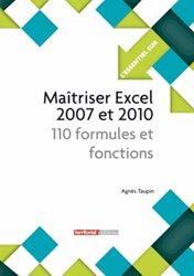 Dernières parutions dans L'essentiel sur, Maîtriser Excel 2007 et 2010 - 110 formules et fonctions