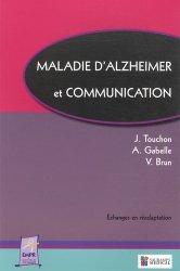 Dernières parutions dans Échanges en réadaptation, Maladie d'alzheimer et communication