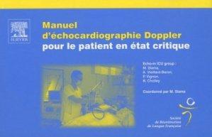 Souvent acheté avec Petit manuel de survie en médecine intensive-réanimation : 80 procédures en poche, le Manuel d'échocardiographie Doppler pour le patient en état critique