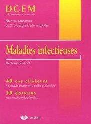 Souvent acheté avec Pathologie infectieuse, le Maladies infectieuses