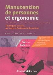 Souvent acheté avec L'aide-soignant en service de gériatrie, le Manutention de personnes et ergonomie