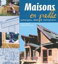Souvent acheté avec Manuel de construction écologique, le Maisons en paille