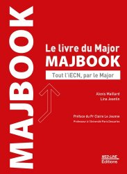 Souvent acheté avec Résonance 5 - Cas pratiques en imagerie rhumatologique, le MAJBOOK, le livre du Major majbook �me �dition, majbook 1�re �dition, livre ecn major, livre ecn, fiche ecn