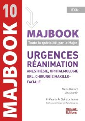 Dernières parutions dans , MAJBOOK – Urgences, Réanimation, ORL, Ophtalmologie, Maxillo-faciale