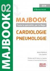 Dernières parutions sur ECN iECN DFASM DCEM, MAJBOOK - Cardiologie Pneumologie