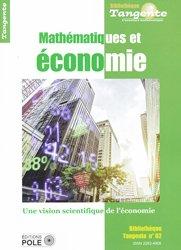 Dernières parutions sur Mathématiques fondamentales, Mathématiques et économie