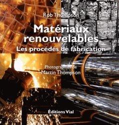 Dernières parutions sur Gestion de la fabrication, Matériaux renouvelables