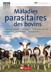 Dernières parutions sur Maladies d'élevage, Maladies parasitaires des bovins