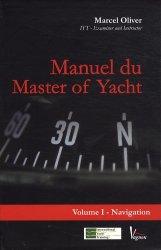 Dernières parutions sur Techniques de navigation, Manuel du Master of Yacht