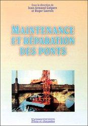 Dernières parutions sur Travaux publics, Maintenance et réparation des ponts