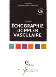 Dernières parutions sur Médecine vasculaire, Manuel de échographie Doppler vasculaire