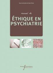Dernières parutions dans CM, Manuel d'éthique en psychiatrie