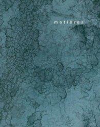 Dernières parutions sur Habitat collectif, Matières, n° 14